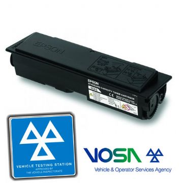 VOSA Epson M2400 Refurbished Printer Cartridges 8000 page - Twin Pack